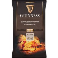 Burts Guinness Hand Cooked Potato Chips