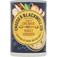Crosse And Blackwell Cream Of Chicken Soup