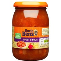 Uncle Bens Sweet And Sour Sauce Small