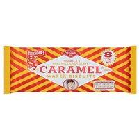 Tunnocks Caramel Wafer 8 Pack