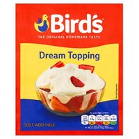 Birds Dream Topping
