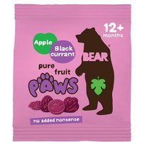 Bear Pure Fruit Paws Apple and Blackcurrant
