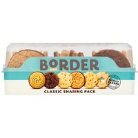 Borders Biscuits Sharing Pack