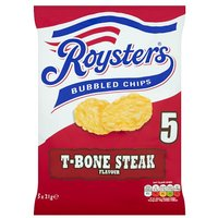 Roysters T-Bone Steak 6 Pack