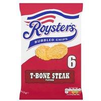 Roysters T-Bone Steak 6 Pack