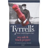 Tyrrells Crisps Sea Salt & Pepper