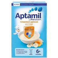 Aptamil 6 Month Creamed Apricot Porridge Packet