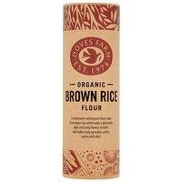 Doves Farm Organic Gluten Free Brown Rice Flour