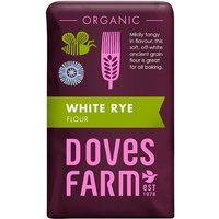 Doves Farm Organic White Rye Flour