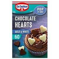 Dr. Oetker Chocolate Hearts Carton