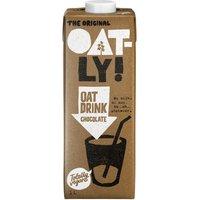 Oatly Healthy Oat Chocolate Drink