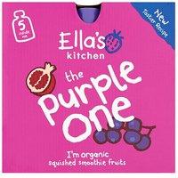 Ellas Kitchen 4 Months The Purple One 5 Pack