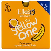 Ellas Kitchen 4 Months The Yellow One 5 Pack