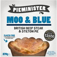 Pieminister Moo & Blue Pie