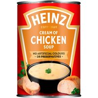 Heinz Cream Of Chicken Mug Size Soup