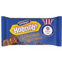 McVities Hobnob Slices 6 Pack