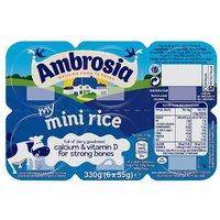 Ambrosia Rice Minis