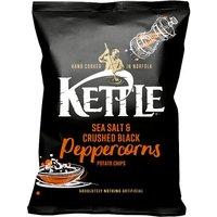 Kettle Chips Sea Salt & Peppercorn