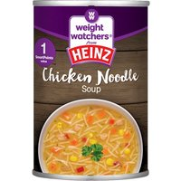 Weight Watchers Soup Chicken Noodle