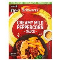 Schwartz Creamy Mild Peppercorn Sauce
