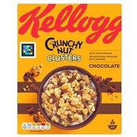 Kelloggs Nut Clusters Chocolate Curls