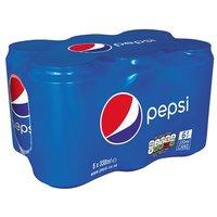 Pepsi 6 x 330ml