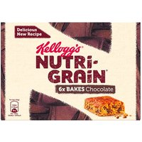 Kelloggs Elevenses Breakfast Bakes Choc Chip 6 Pack