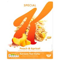 Kelloggs Special K Peach and Apricot