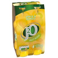 Britvic J2O Apple & Mango Fruit 4x275ml