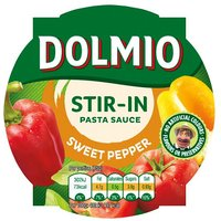 Dolmio Stir In Sweet Pepper