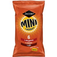 Jacobs Mini Cheddars Variety 6 Pack