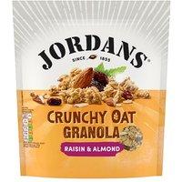 Jordans Crunchy Granola Raisin and Almond