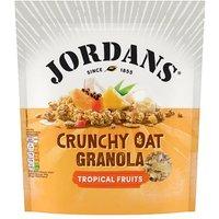 Jordans Crunchy Cereal Tropical Fruit