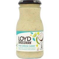 Loyd Grossman Green Thai Curry