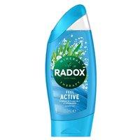 Radox Shower Gel Active