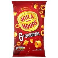 KP Hula Hoops Original 6 Pack