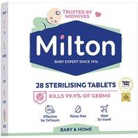 Milton Sterilising Tablets 28 Pack