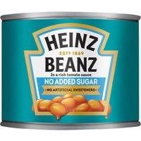Heinz Baked Beans No Added Sugar