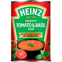 Heinz Cream of Tomato and Basil Soup