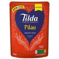 Tilda Steamed Pilau Basmati Rice