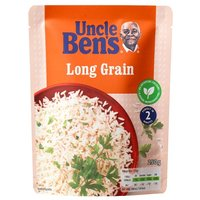 Uncle Bens Express Long Grain Rice