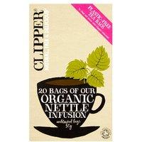 Clipper Organic Nettle Teabags 20s