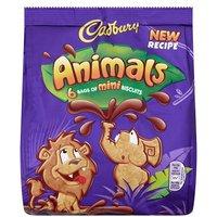Cadbury Chocolate Animals 7 Pack