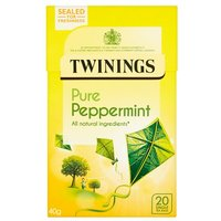 Twinings Pure Peppermint Caffeine Free 20