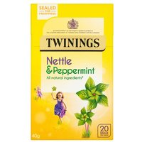 Twinings Nettle Peppermint Caffeine Free Tea 20