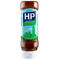 HP Reduced Sugar and Salt Brown Sauce