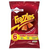 Walkers Frazzles 8 Pack