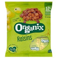 Organix 12 Month Raisins