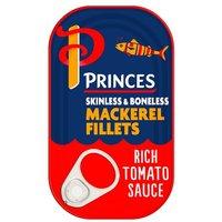 Princes Mackerel Fillet in Tomato