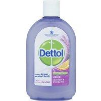 Dettol Disinfectant Lavender & Orange